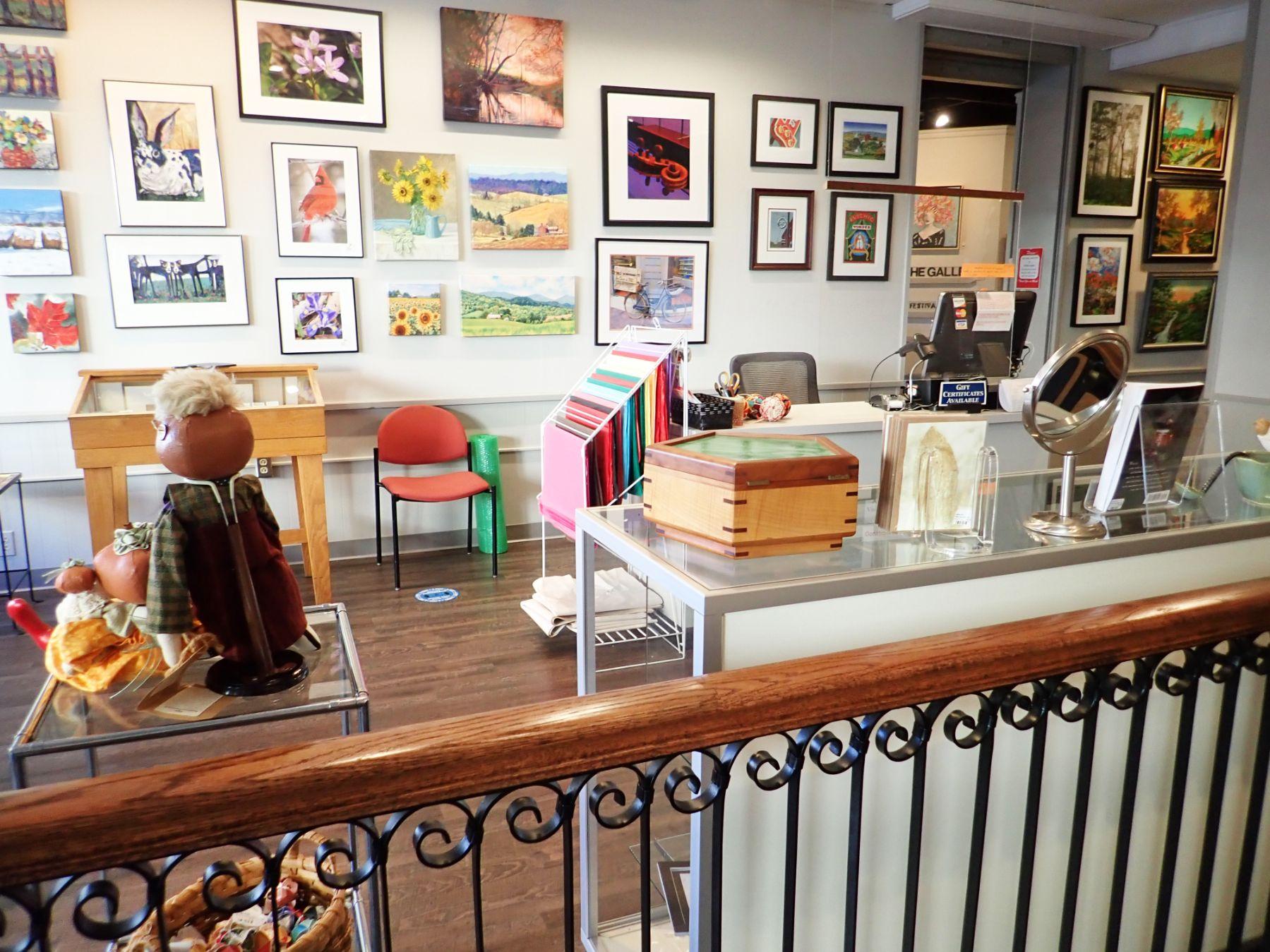 Shop Cashier Desk